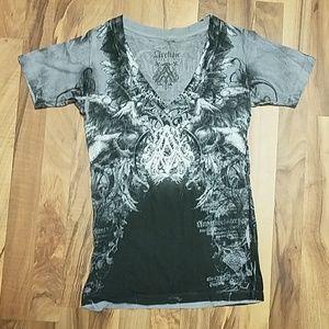 Archaic by Affliction Medium Shirt